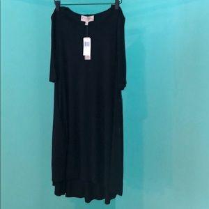 NWT black Philosophy dress